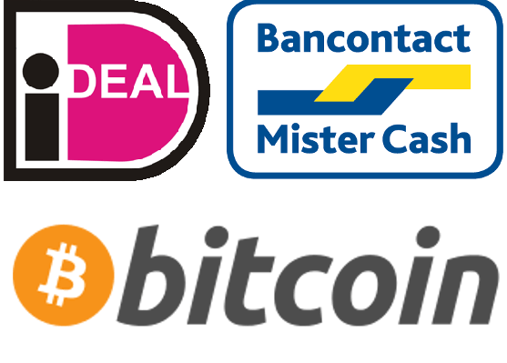 Betaal met iDeal, Bancontact of bitcoin op ModafinilSupply.org
